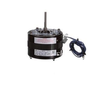 A.O. Smith Electrical 1/2 hp 1075 RPM 460V Electric Motor R435A