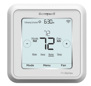 Honeywell Home T6 Pro 3H/2C and 2H/2C Programmable Thermostat HTH6320WF2003
