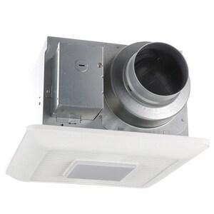Panasonic WhisperCeiling® DC™ 110 CFM Bathroom Exhaust Fan in White PANFV0511VQL1