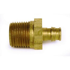 Uponor ProPEX® 5/8 x 3/4 in. NPT Male Adapter UQ4526375