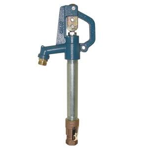 PROFLO® PFXEM Series 8 ft. Brass FIP x FHT Yard Hydrant PFXEM7508 at Pollardwater