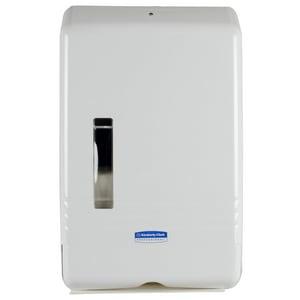 Kimberly-Clark Professional™ Slimfold® Slimfold Towel Dispenser in White K06904