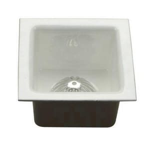 PROFLO® 12 x 12 x 8-11/12 in. Floor Mount Cast Iron Floor Sink PF906K