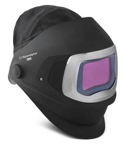 3M Speedglas™ Auto Darkening Welding Helmet in Black 3M05113149675