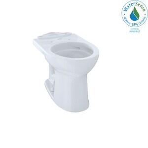 Toto USA Drake® II Round Toilet Bowl in Cotton TC453CUFG
