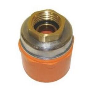 Spears TorqueSafe™ 1 x 3/4 in. TorqueSafe CPVC Socket Gasket Female Adapter Brass S4235131G