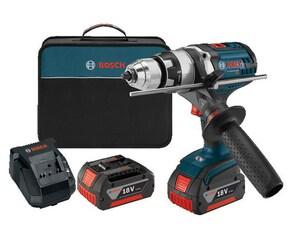Robert Bosch Tool Cordless 18V 1/2 in Hammer Drill BHDH181X01
