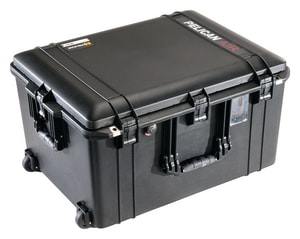Pelican 26-61/100 x 20-13/20 in. ABS and Polypropylene Tool Case in Black P0163700000110 at Pollardwater