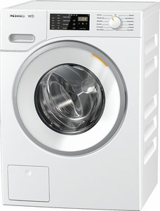 Miele Appliances Classic W1 Series 2.26 cf 9-Cycle Electric Front Load Washer in Lotus White MWWB020
