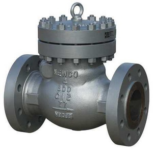 Newco Valves CB3 10 in. Cast Carbon Steel Flanged Check Valve N33FCB310