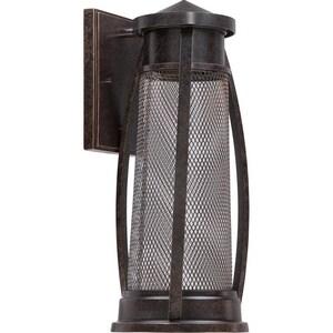 Quoizel Captree 16-1/2 in. 50W 1-Light GU10 Base Wall Lantern in Imperial Bronze QCTE8406IB