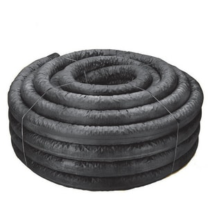 Advanced Drainage Systems 4 x 4 in. Sock Protection Wrap A24HA