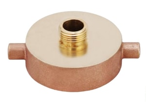 Matco-Norca FNST x MIP 2-1/2 x 3/4 in. Adapter MHYD26LF
