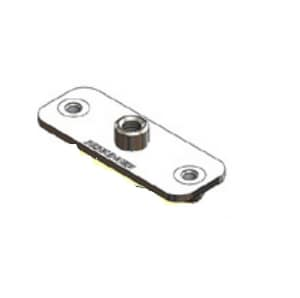 Behringer Systems 304 Stainless Steel Hanger Plate BSBHAP06T304