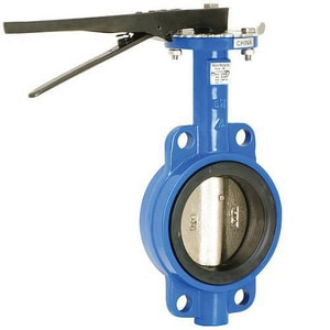 24 FLAT Extension For 12 B5 Butterfly Valve MB5X24F at Pollardwater