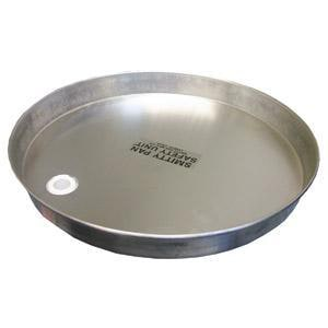 Smitty Pan Manufacturing 14 x 8-3/4 in. Stainless Steel Oval Repair Plate S12C