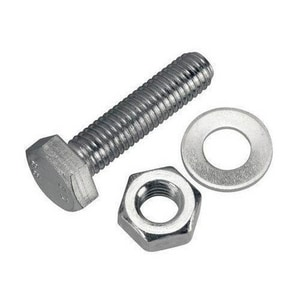 18 in. 150# 316 Stainless Steel Nut and Bolt Set T1LBOX6