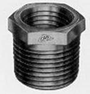 1-1/2 x 1/8 in. Threaded 3000# and 6000# Forged Steel HEX Bushing FSTBJA