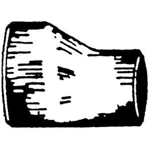1 x 3/4 in. Butt Weld Schedule 10 304L Stainless Steel Eccentric Reducer IS14LWERGF