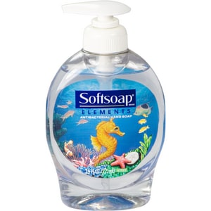 Softsoap 7.5 oz. Soft Soap Antibacterial Liquid Hand Soap (Case of 6) C26800