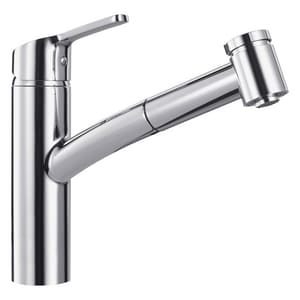 Franke Consumer Products Smart Kitchen Sink Faucet with Single Lever Handle in Polished Chrome FFFPS3600