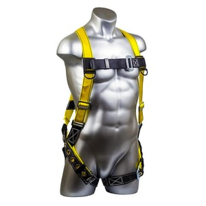 Guardian Fall Protection Velocity S - L Size Harness G01703