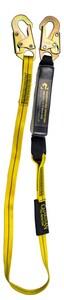 Guardian Fall Protection 6 ft. External Shock Absorb Lanyard GUA01220