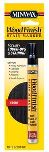 Minwax Group Wood Finish™ 1/2 x 5-1/2 in. Stain Marker in Ebony M63490