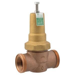 Cash Acme EB-45 1-1/2 in. 300 psi Bronze NPT Pressure Reducing Valve C231670045