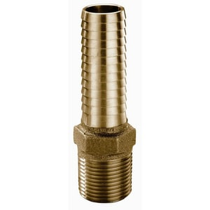 Merrill Manufacturing 1 x 1-1/4 in. Insert x MIP Male Bronze Adapter MRBMANL1025XL