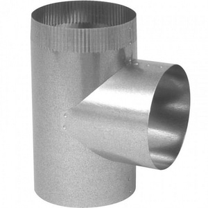 Northwest Metal Products 8 in. Duct Tee N175408