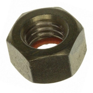 16 in. Hex Nut 100-Pack G08821
