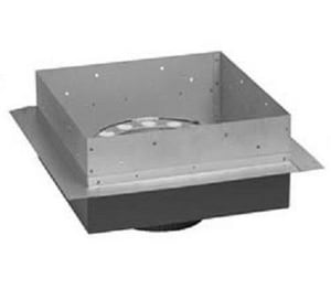 Metal Fab 6 in. Type A Ceiling Support Chimney Vent M6TGCSP