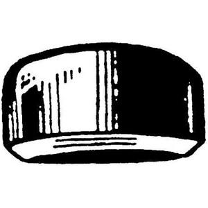 Schedule 40 316L Stainless Steel Cap DS46LWCAP