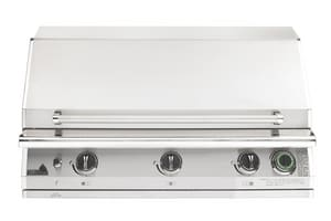 PGS 24 in. Heavy Duty Grill with Built-In Timer AS36TNG