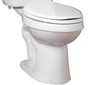 PROFLO® Edgehill 1.28 gpf Elongated Toilet Bowl in White PF9401WH