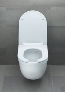 Duravit Starck 3 Elongated Open Front in White D0064310000