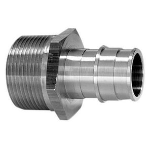 Uponor ProPEX® 1 in. x R32 Manifold Adapter Straight UQ4143210