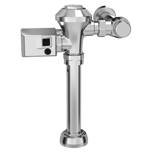 American Standard Ultima™ 1.28 gpf Sensor Flush Valve in Polished Chrome A6147SM121002