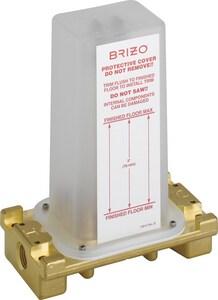 Brizo 1/2 in. NPT Floor Mount Roman Tub Faucet Valve DR70100