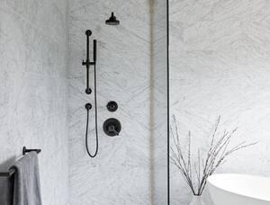 Brizo Odin™ 24 in. Towel Bar in Matte Black D692475BL