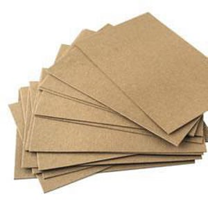 Spartan Paperboard 11 x 15 x 0.018 in. Plain Chipboard Pad (Skid of 20000) S146099