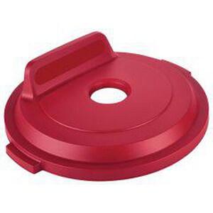 Rubbermaid Brute® BRUTE 32G LID BTL & CAN RED. 6 CA R2017740