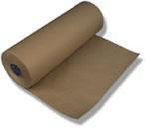 Danco Company 72 in. x 505 ft. 70 lb. Kraft Paper Recycled Roll (Skid of 9) HP134729
