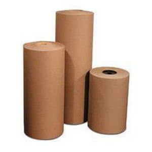 Strong Converting Formerly Litin Paper 24 in. x 600 ft. Recycled Kraft Paper (Skid of 50) S112437