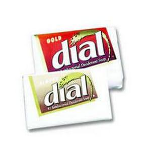 Henkel Dial® 1.25 oz. Deodorant Bar Soap Unwrapped D723560