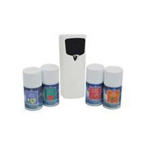Hospeco AirWorks® 7 oz. Metered Aerosol Air Freshener Sampler Kit HAEKIT