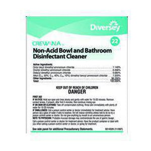 Diversey 2.5L Non-Acid Bowl and Bathroom Cleaner DLBL90685
