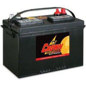 Crown Battery 120AH 12V Deep Cycle Battery CD12115