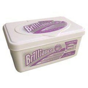 Xtreme Sponge Brilliance™ Wipes (Tub of 50, Case of 12 Tubs) X00689076888059
